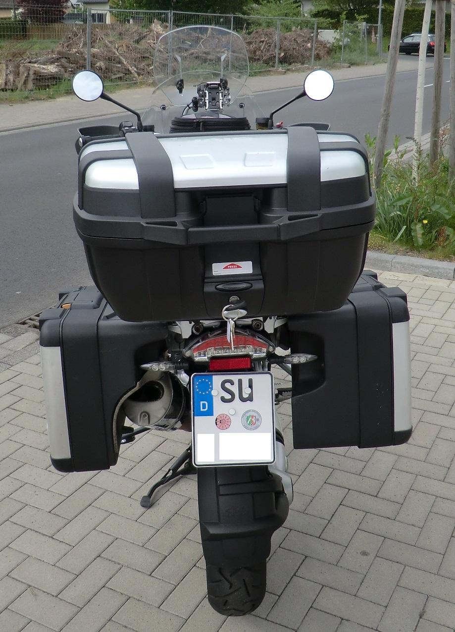 Motorrad R1200gs T 220 Ez 2013 Mit Vielen Extras