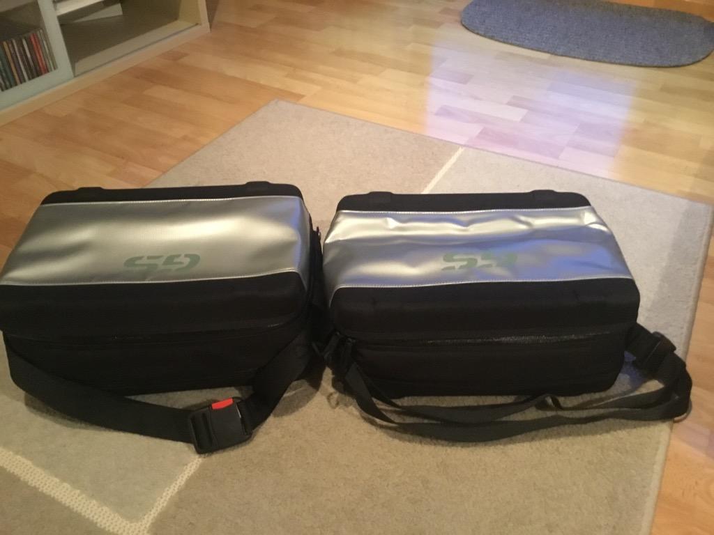 3fa0d582e2637 ERLEDIGT Orginal BMW Innentaschen für Vario Koffer GS 1200