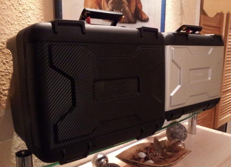 alublende vom vario koffer abmontieren. Black Bedroom Furniture Sets. Home Design Ideas