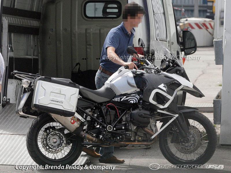 Neuer Bmw Motorrad Navigator Adventure Vorgestellt Aber