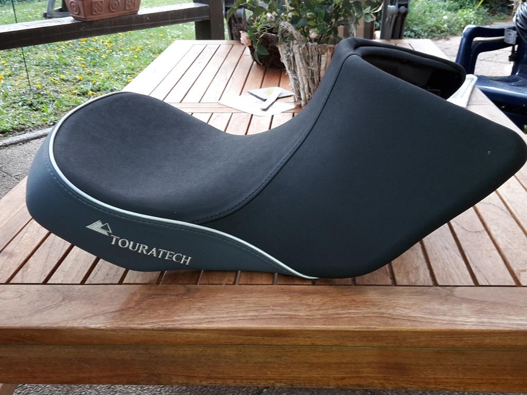 biete sonstiges touratech komfort sitzbank extra niedrig. Black Bedroom Furniture Sets. Home Design Ideas