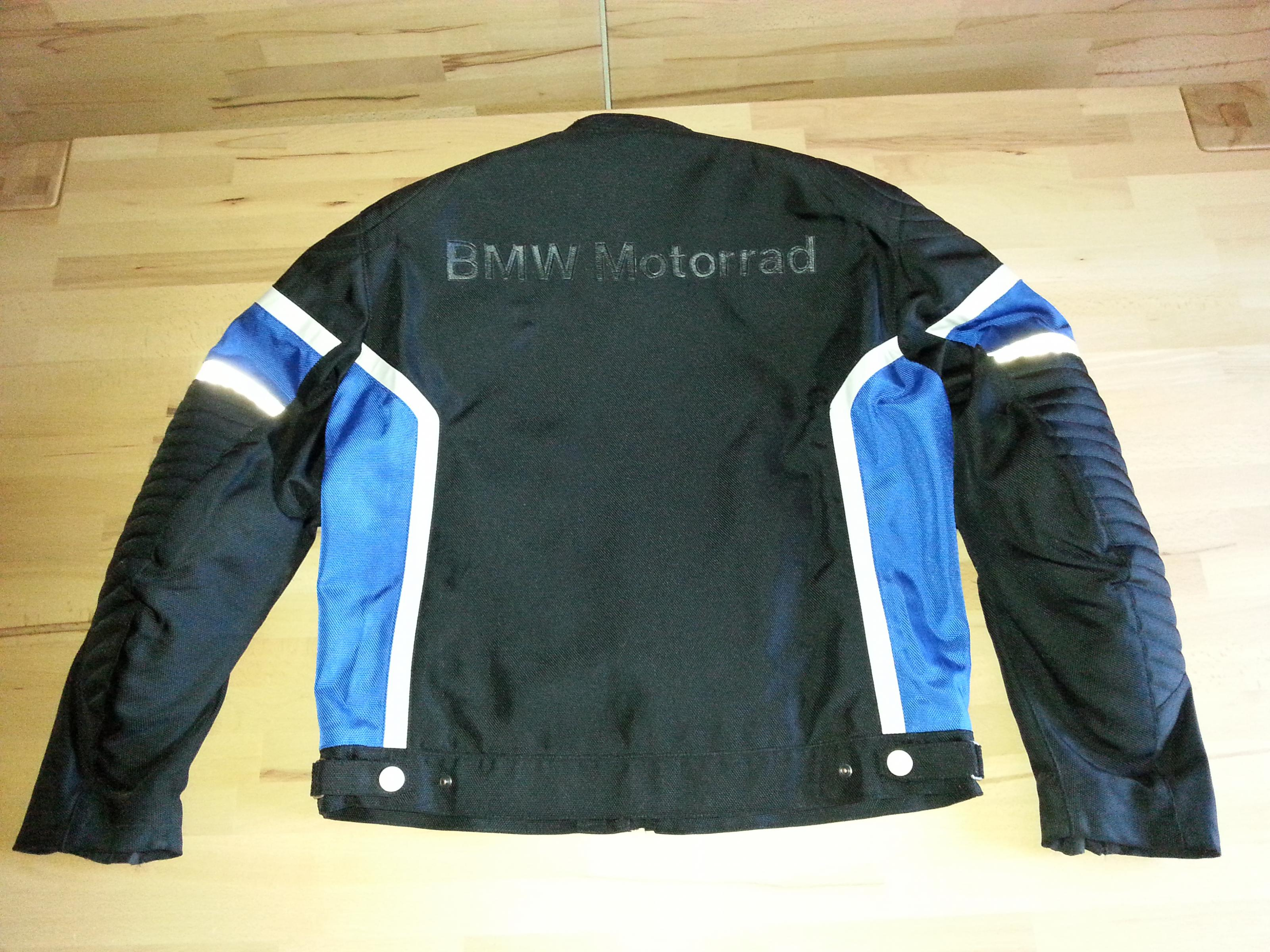 erledigt bmw motorrad club2 jacke gr l herren. Black Bedroom Furniture Sets. Home Design Ideas