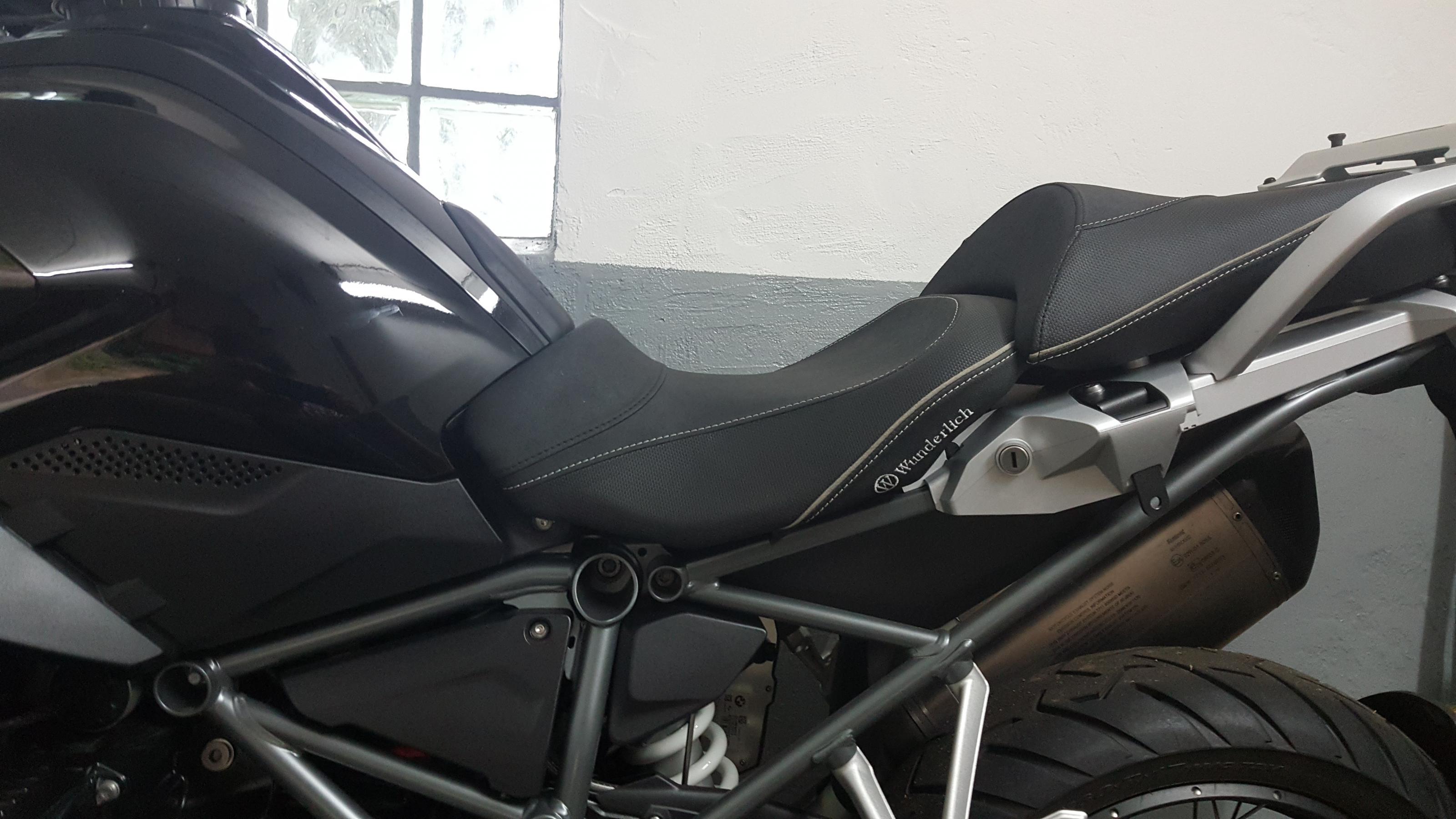 erledigt wunderlich ergo sitzbank fahrer gs 1200 lc. Black Bedroom Furniture Sets. Home Design Ideas
