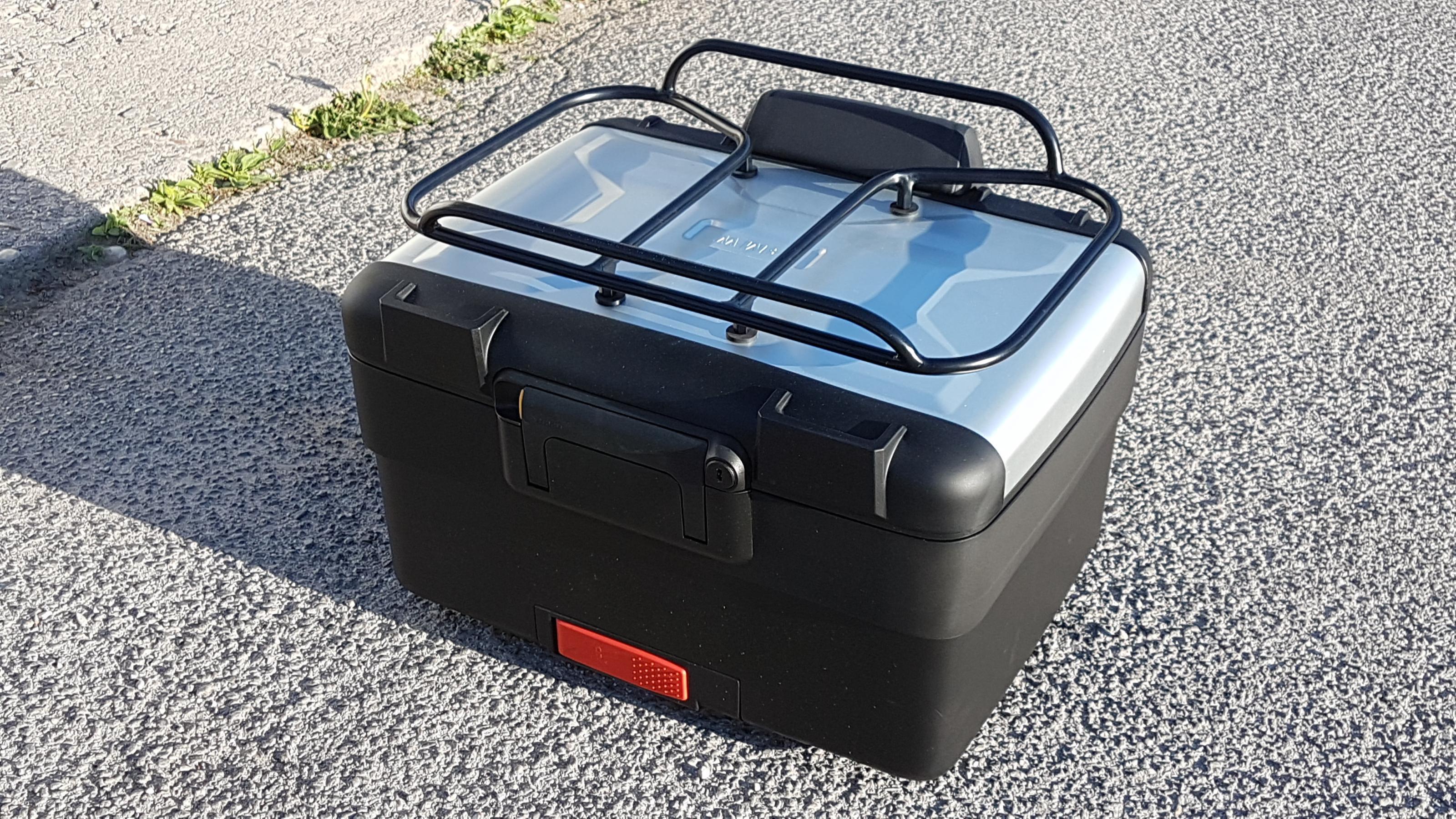 biete r 1200 gs lc gep cktr ger reling f r vario koffer. Black Bedroom Furniture Sets. Home Design Ideas