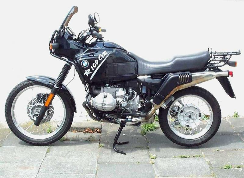 Bmw R 100 Gs Pd Classic Topzustand