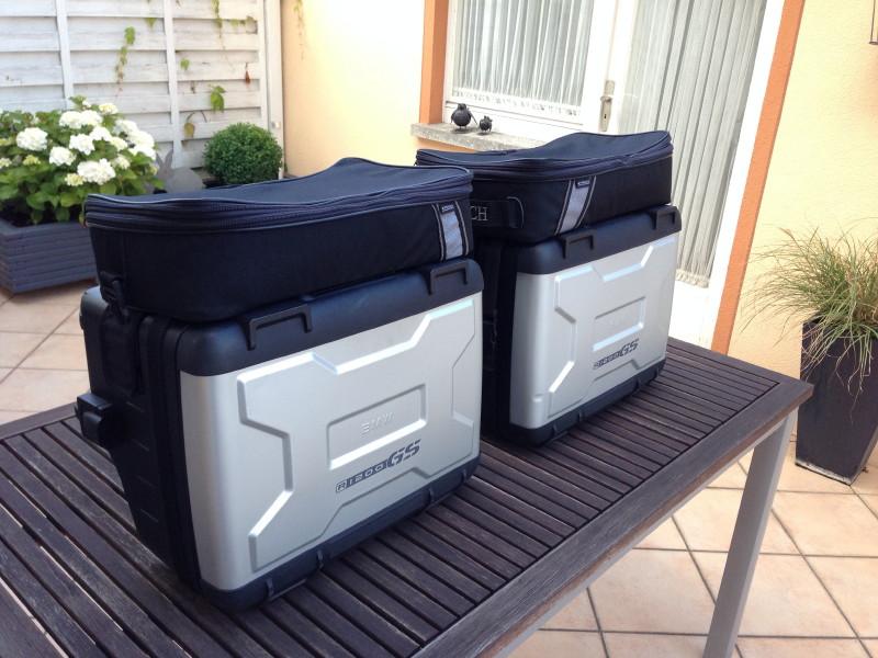erledigt 1 satz vario koffer rechts links bis bj 2012. Black Bedroom Furniture Sets. Home Design Ideas
