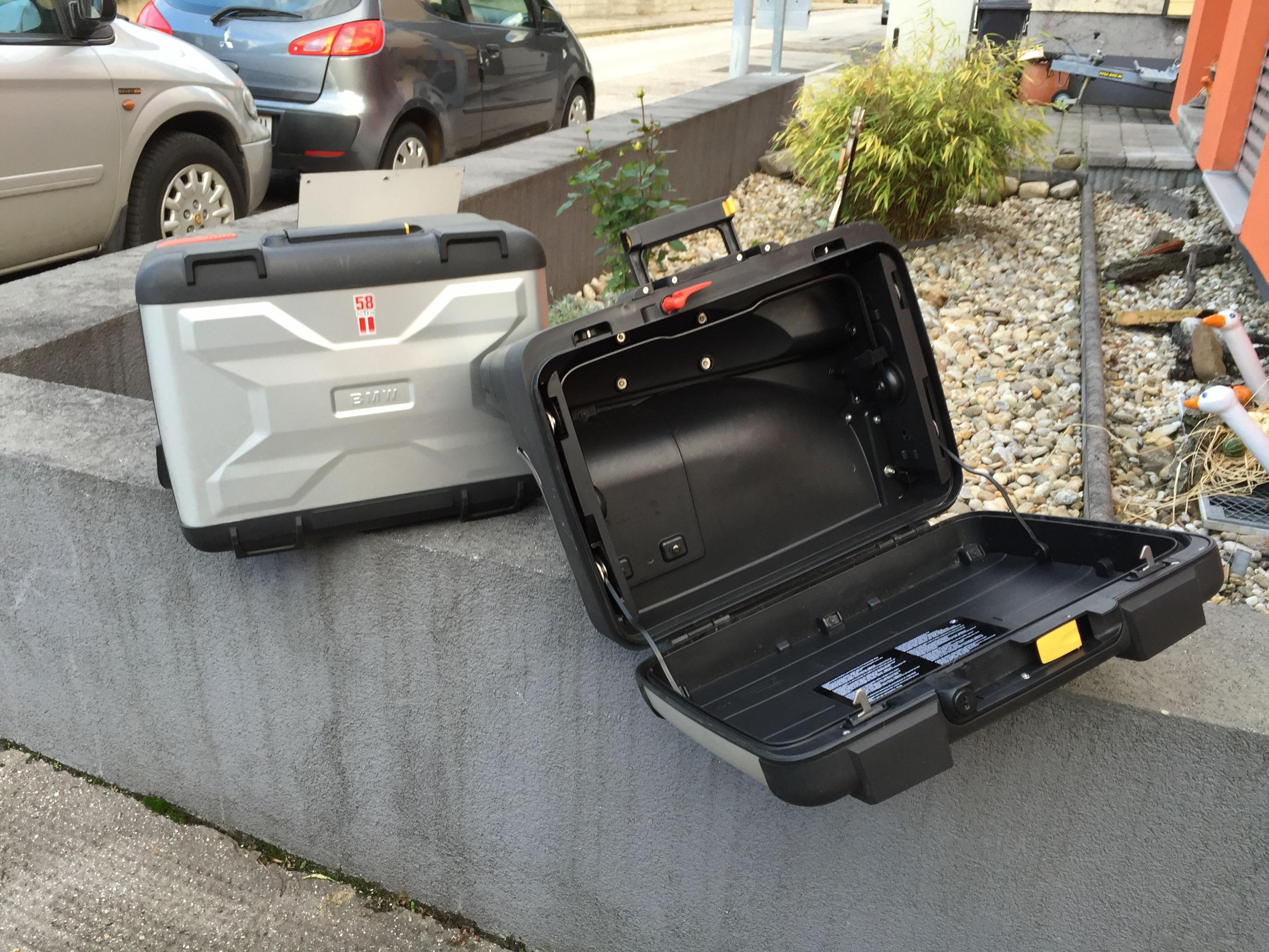 bmw koffer vario