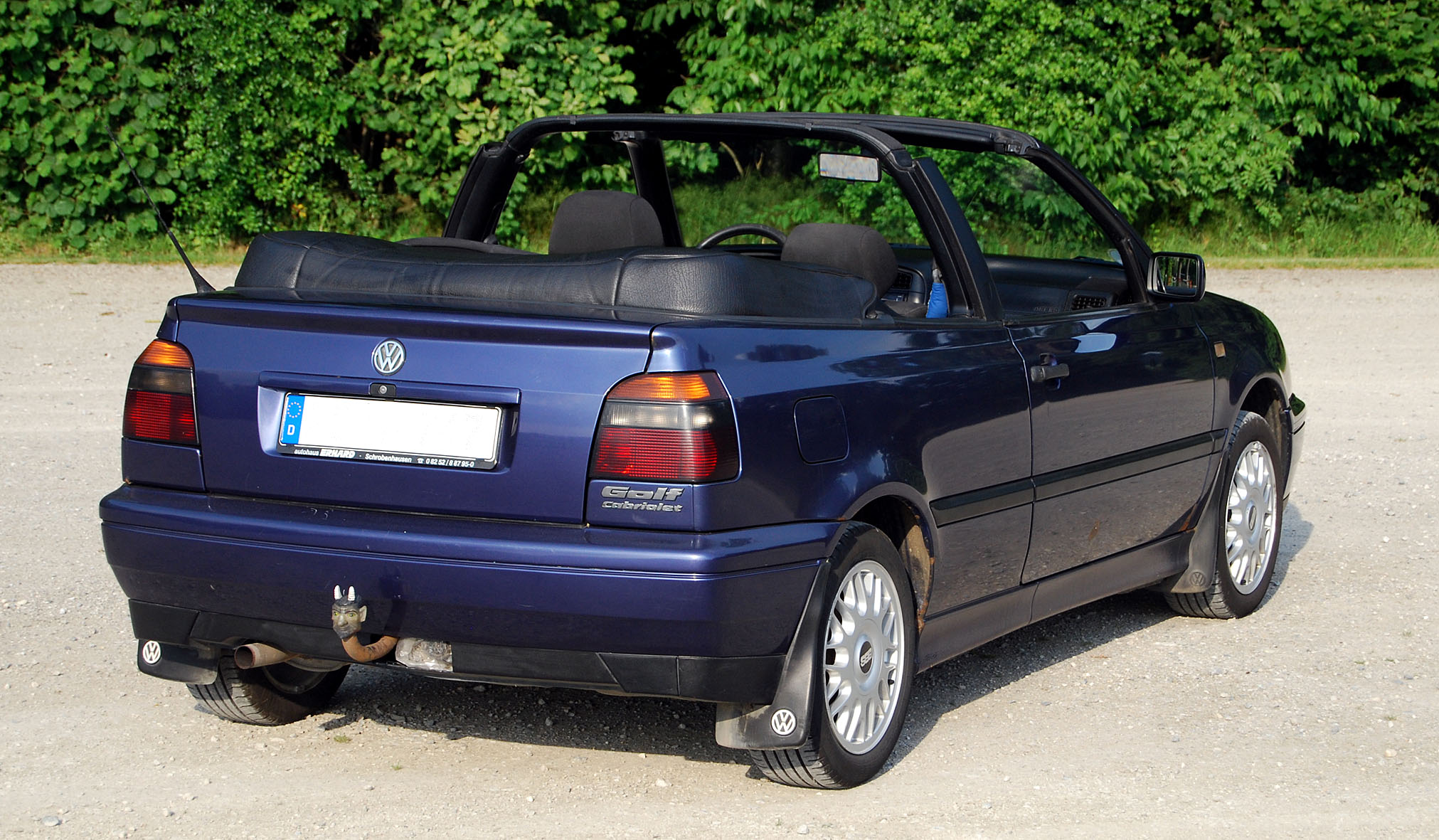 vw golf iii cabrio. Black Bedroom Furniture Sets. Home Design Ideas