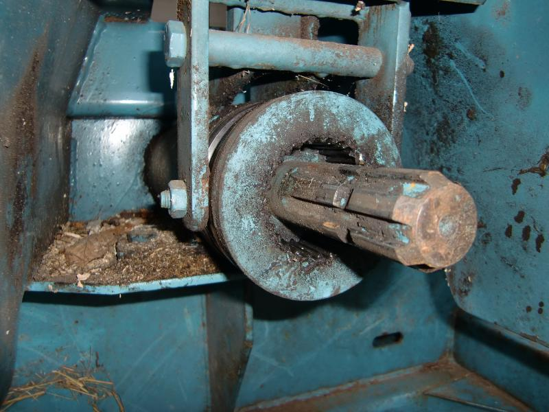 Berühmt Holzspalter von Holzknecht reparieren #GC_13