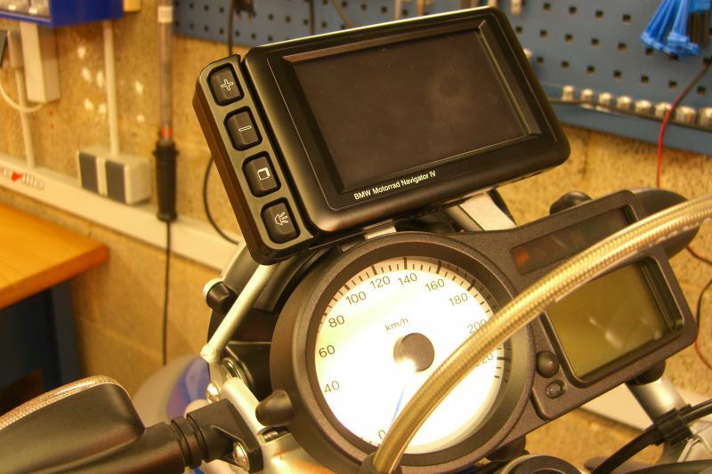 audioanschluss bmw motorrad navigator iv oder dem garmin. Black Bedroom Furniture Sets. Home Design Ideas