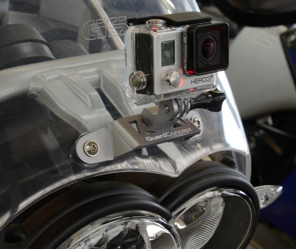 2014 Bmw 3 Series Camshaft: ERLEDIGT Cam Rack BMW R1200GS Für GoPro Hero