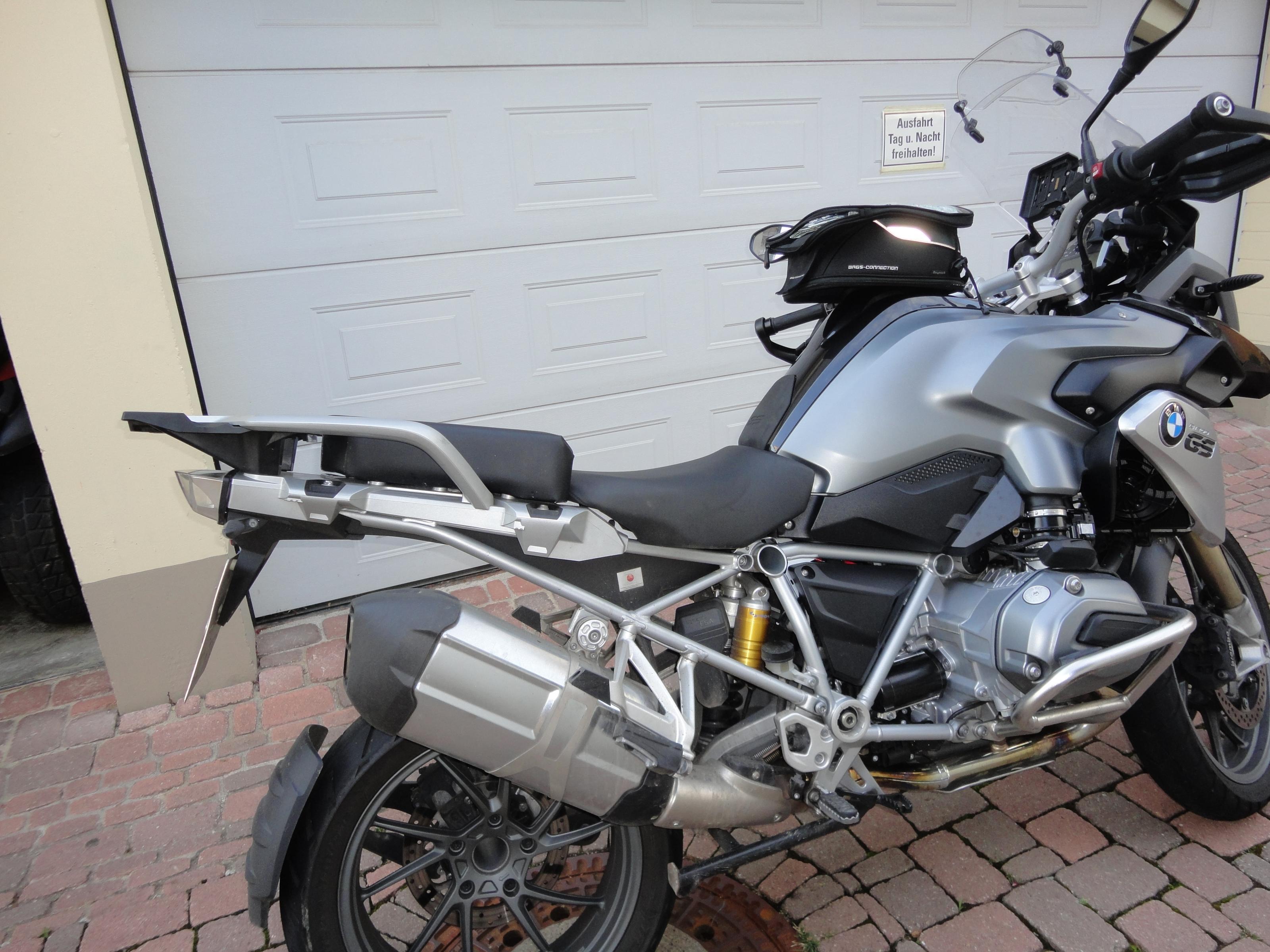 BMW R1200 GS LC Adventure Werkzeug Tasche Torx Imbuss Nuss Schraubenschlüssel