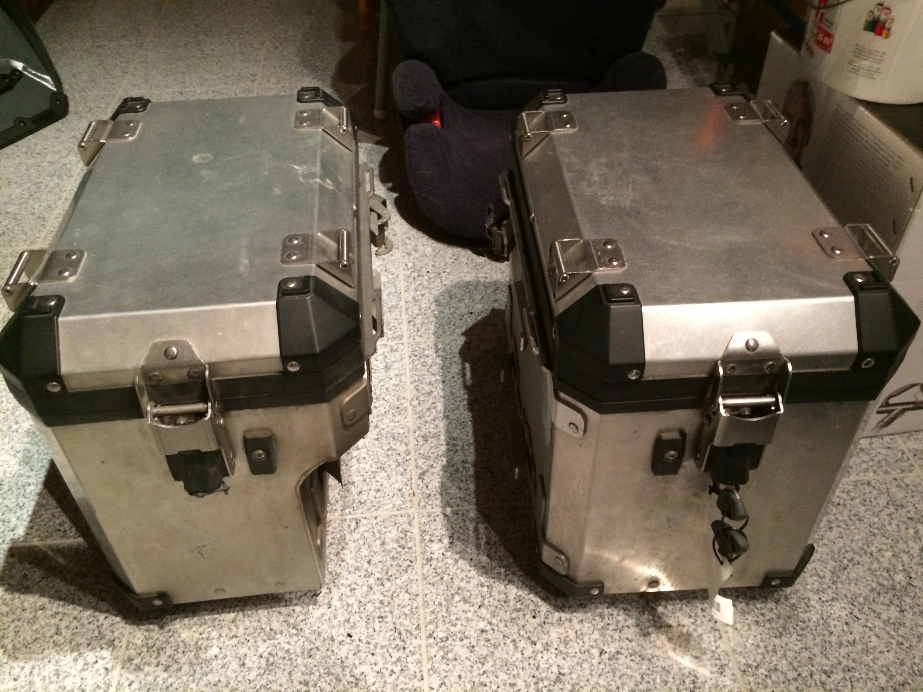 bmw koffer