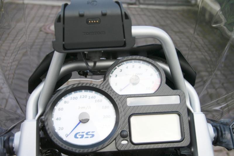 welcher navi halter an r 1200 gs tÜ?