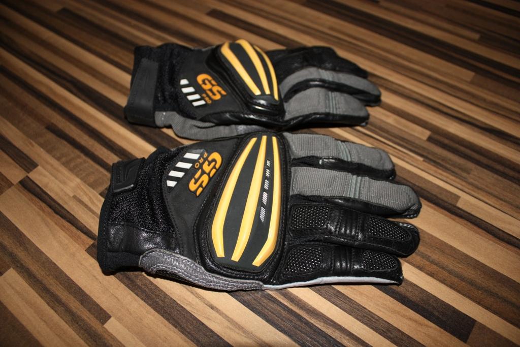 Bmw Motorrad Rallye 3 Handschuhe Grosse 10 10 5 Schwarz Gun Gelb