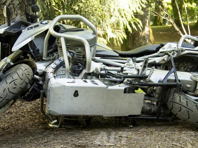 Crash Bars Suzuki Drz