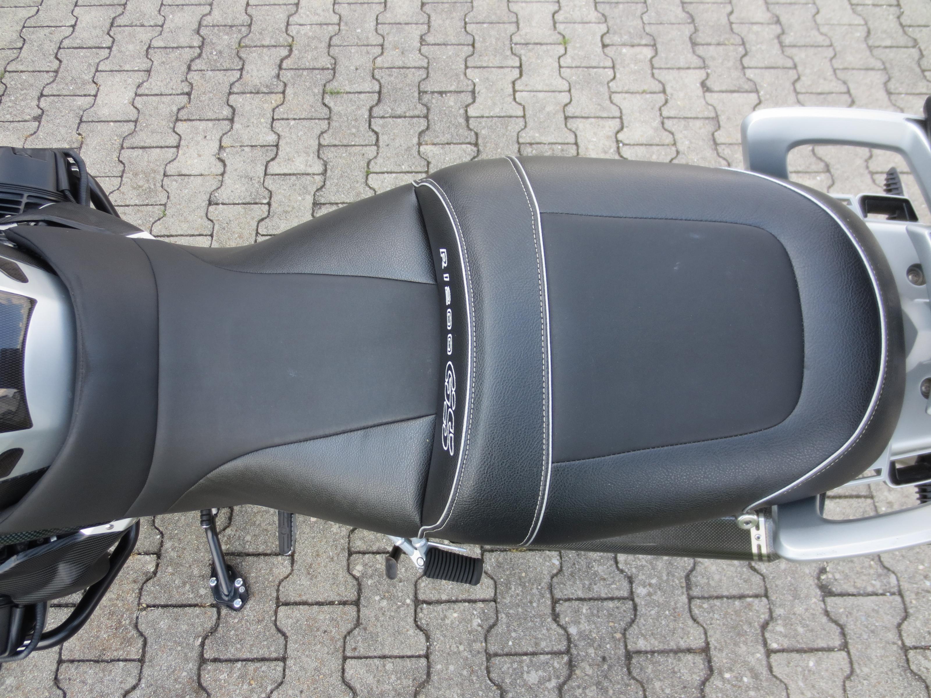 bagster presto sitzbank f r bmw r1200 gs adventure. Black Bedroom Furniture Sets. Home Design Ideas