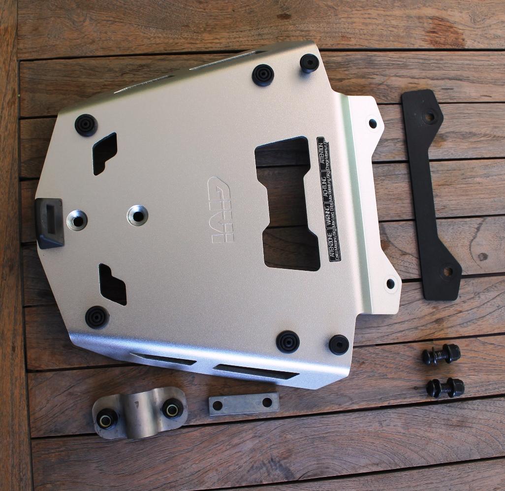 Erledigt Givi Monokey Alu Grundplatte F 252 R R1200gs