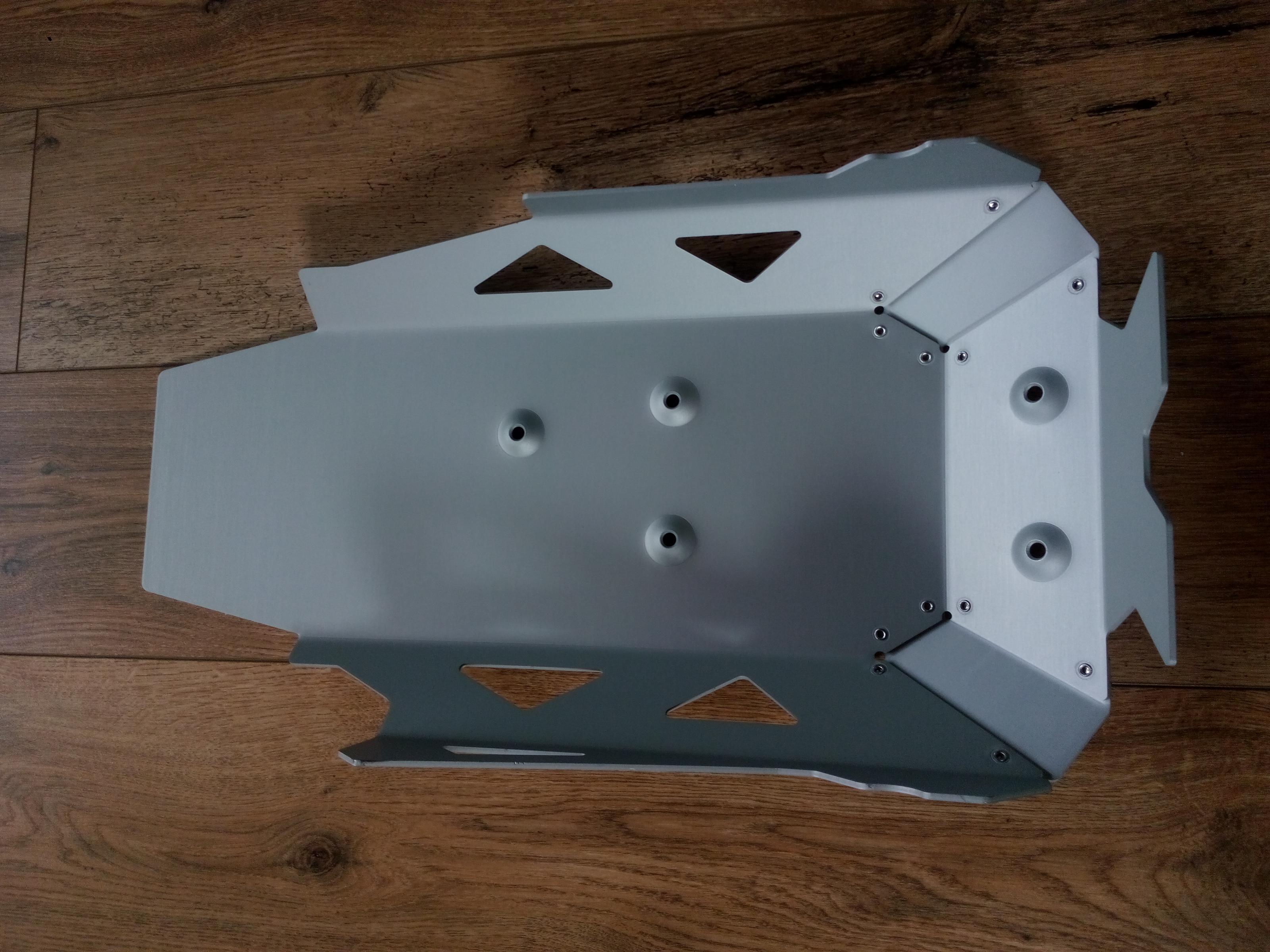 Erledigt Alu Motorschutz Motorschutzplatte Von Givi F 252 R