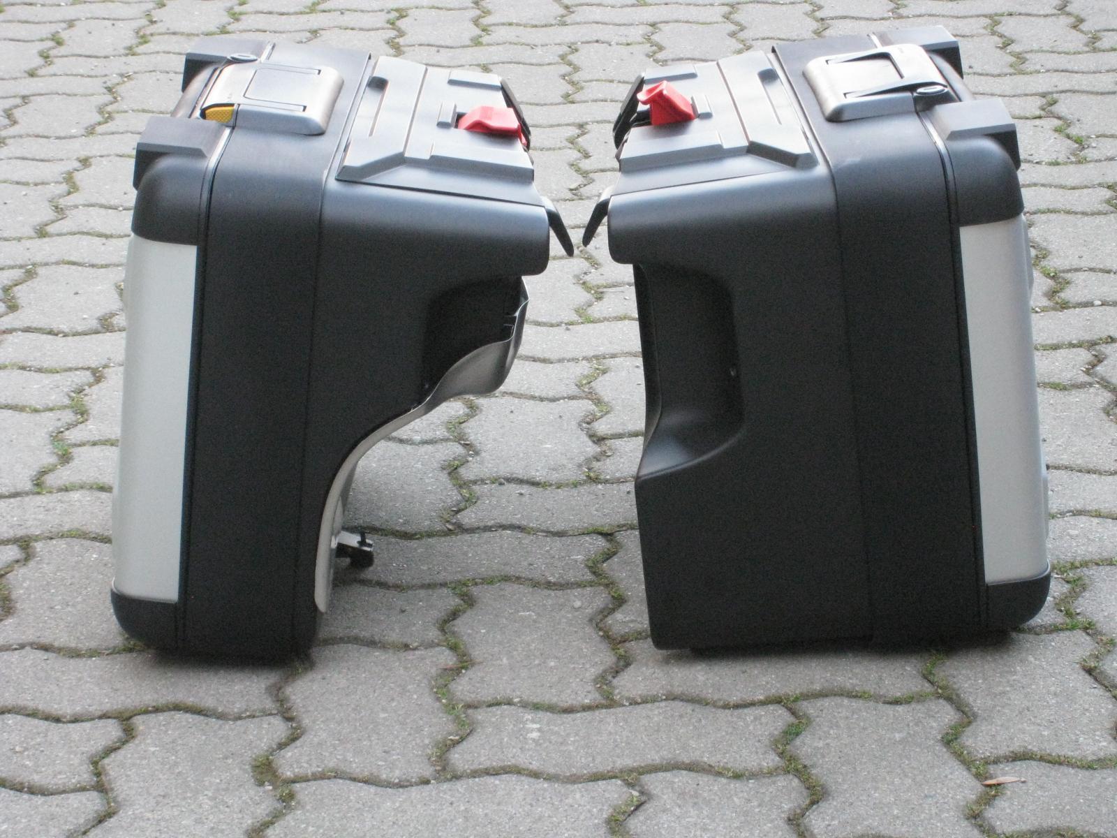 motorradkoffer innentaschen f r vario koffer f r bmw f650. Black Bedroom Furniture Sets. Home Design Ideas