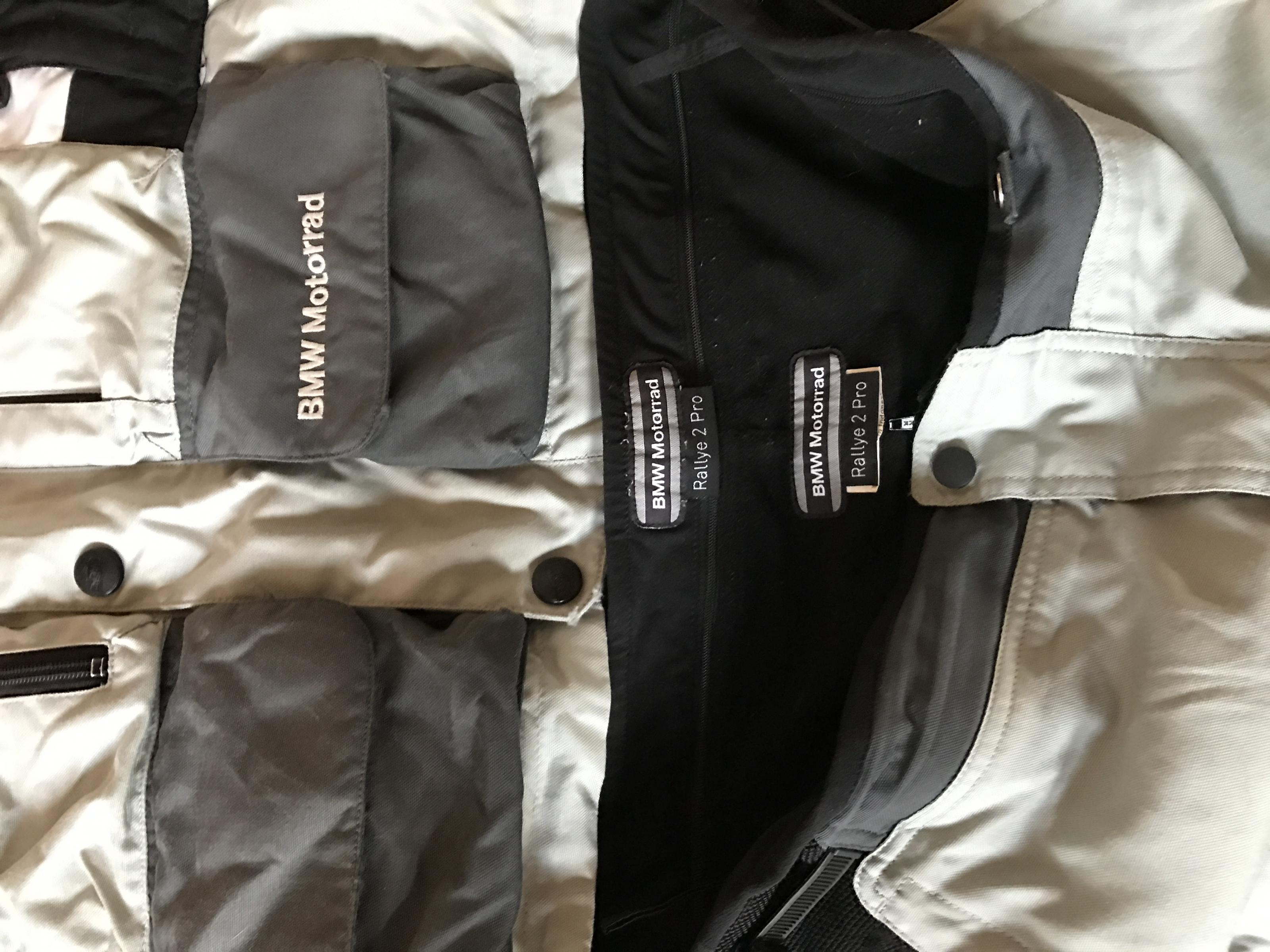 biete sonstiges bmw anzug rallye 2 pro gr 54. Black Bedroom Furniture Sets. Home Design Ideas