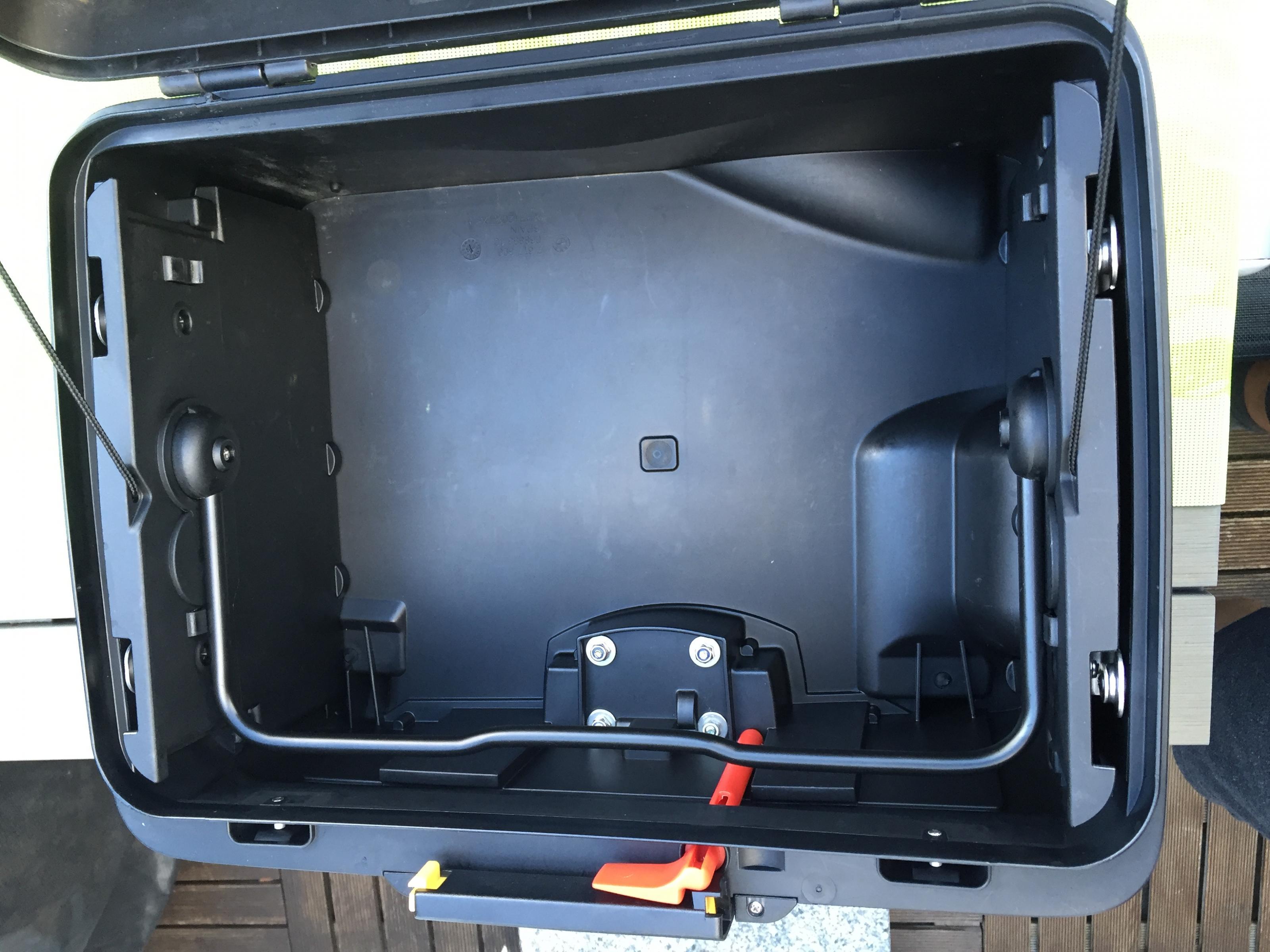 biete r 1200 gs adventure bmw 1200 gs k25 vario koffer. Black Bedroom Furniture Sets. Home Design Ideas