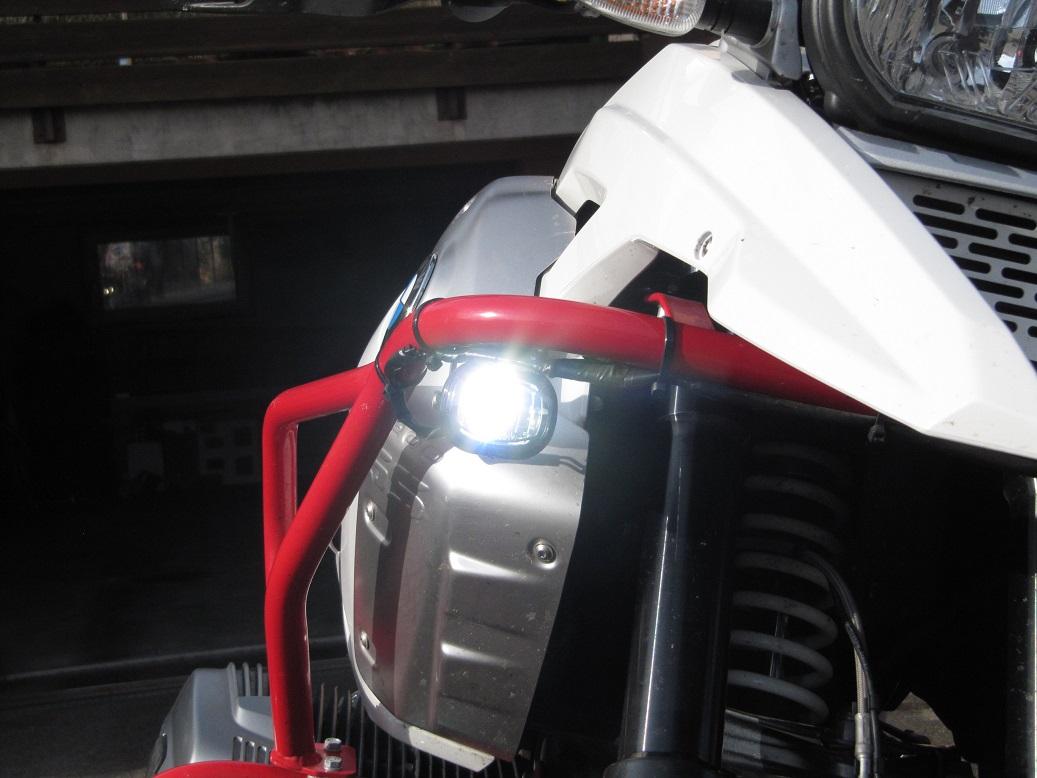 Led Licht Schoenen : Die hellsten led zusatzscheinwerfer für die 1200gs nicht adventure