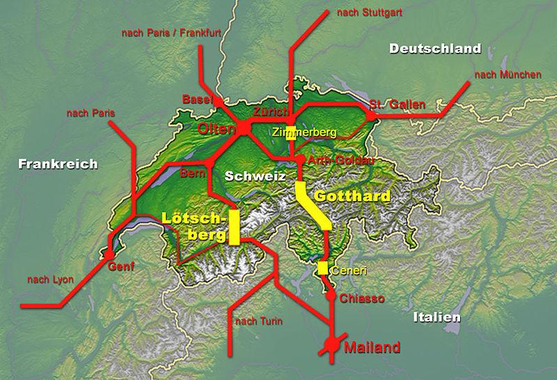 Klicke auf die Grafik f�r eine gr��ere Ansicht  Name:NEAT_im_europ_Eisenbahnnetz.jpg Hits:113 Gr��e:145,1 KB ID:119716