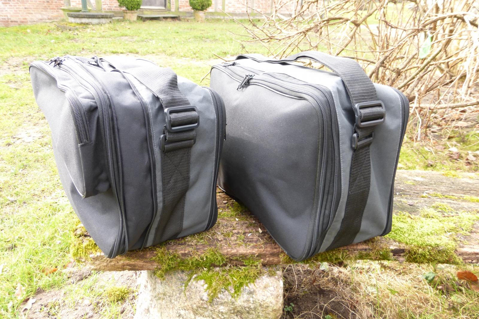 textilinnentaschen f r bmw vario koffer an r 1200 gs bj. Black Bedroom Furniture Sets. Home Design Ideas