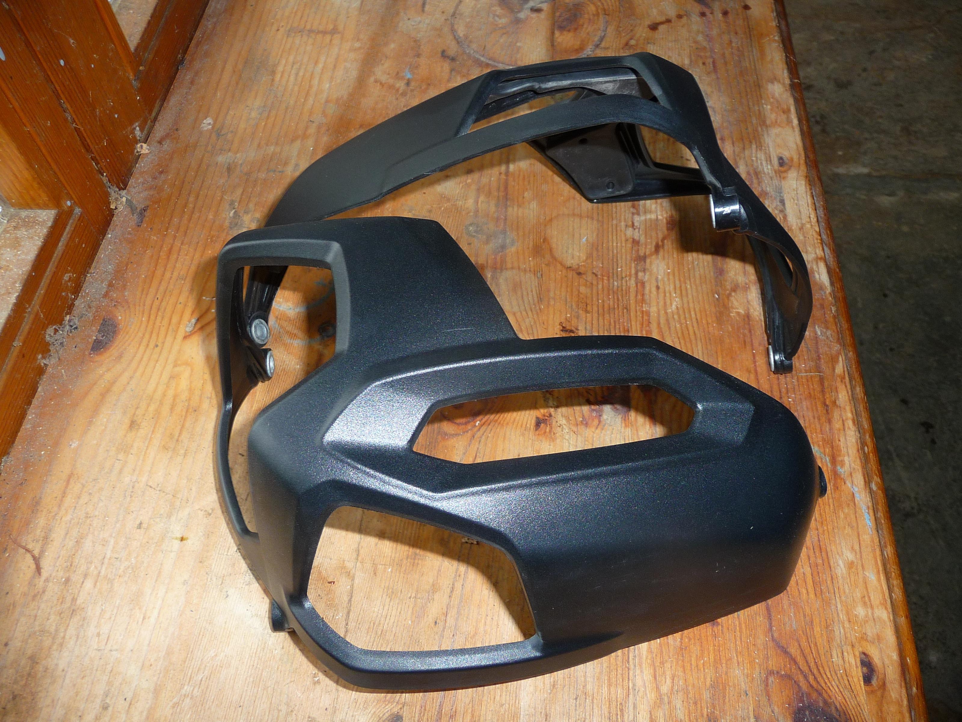 biete r 1200 gs adventure original zylinderschutz f r. Black Bedroom Furniture Sets. Home Design Ideas