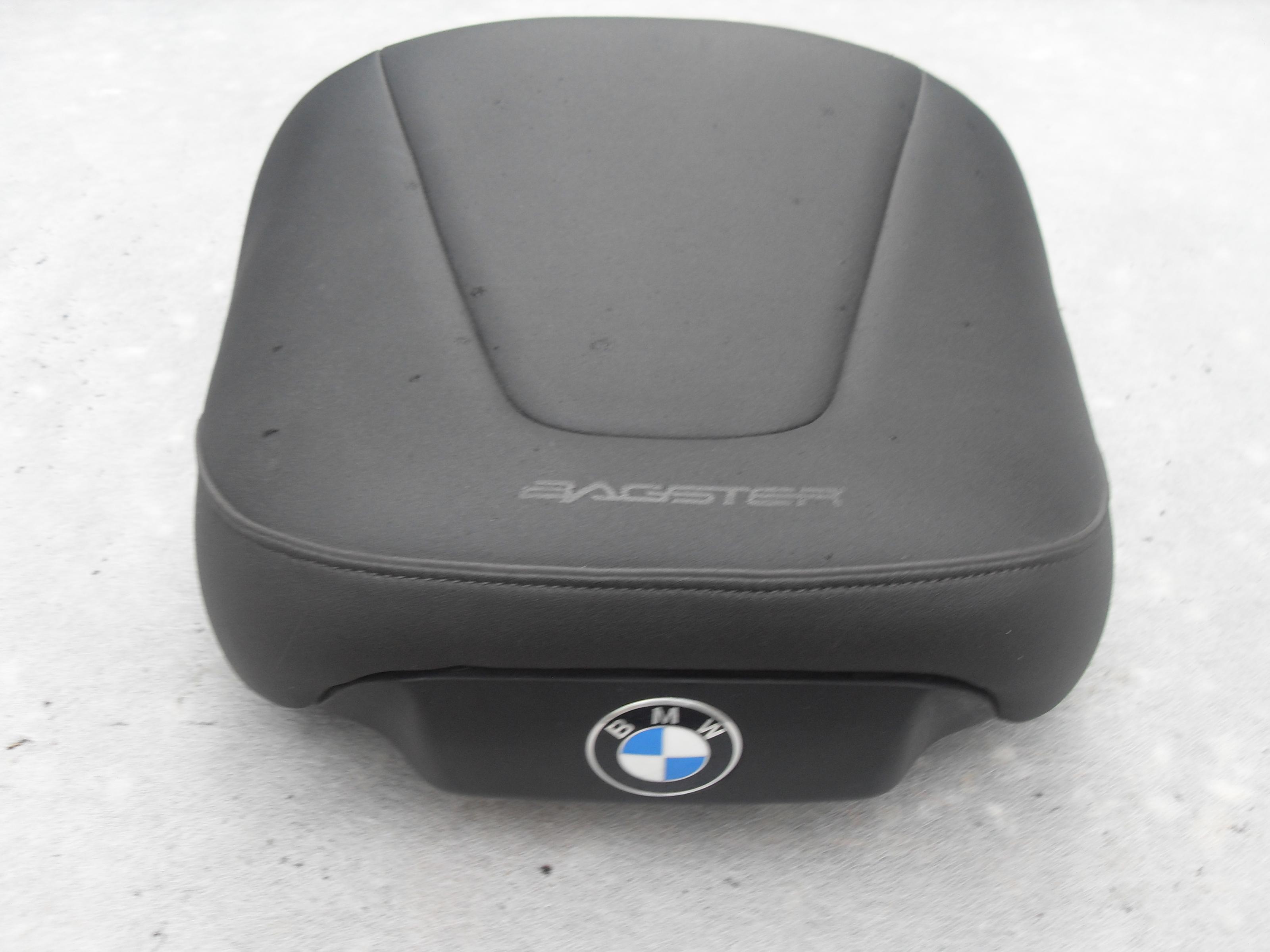 biete r 1150 gs adventure original bagster fahrersitz. Black Bedroom Furniture Sets. Home Design Ideas
