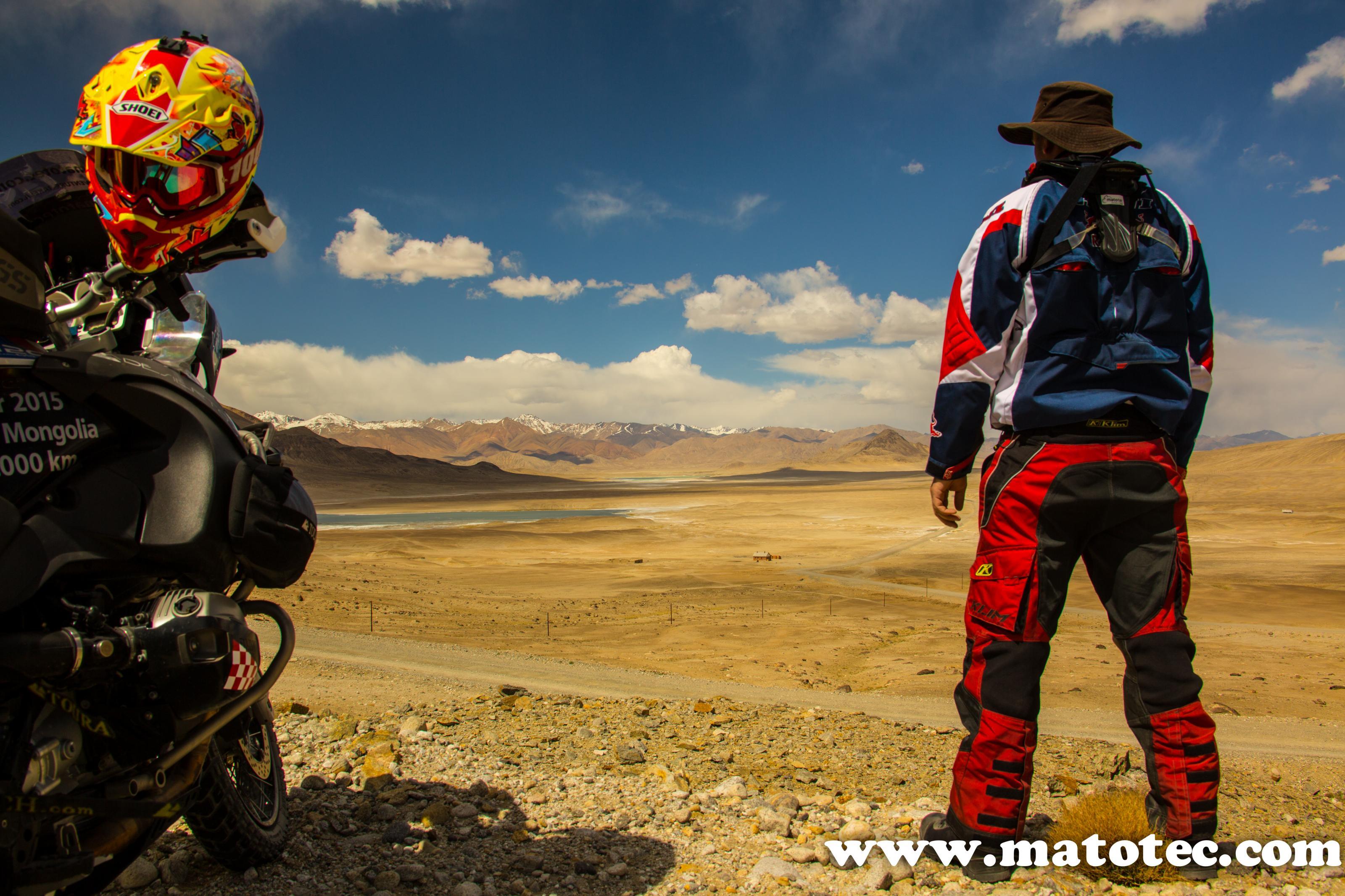 Danke Jochen  Hose Klim Dakar,Jacke KINI adventure