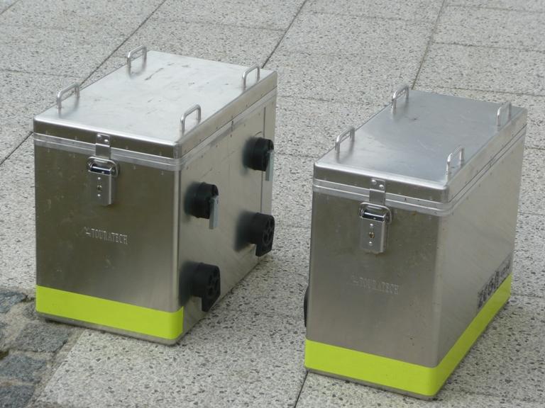 alu koffer 35 liter