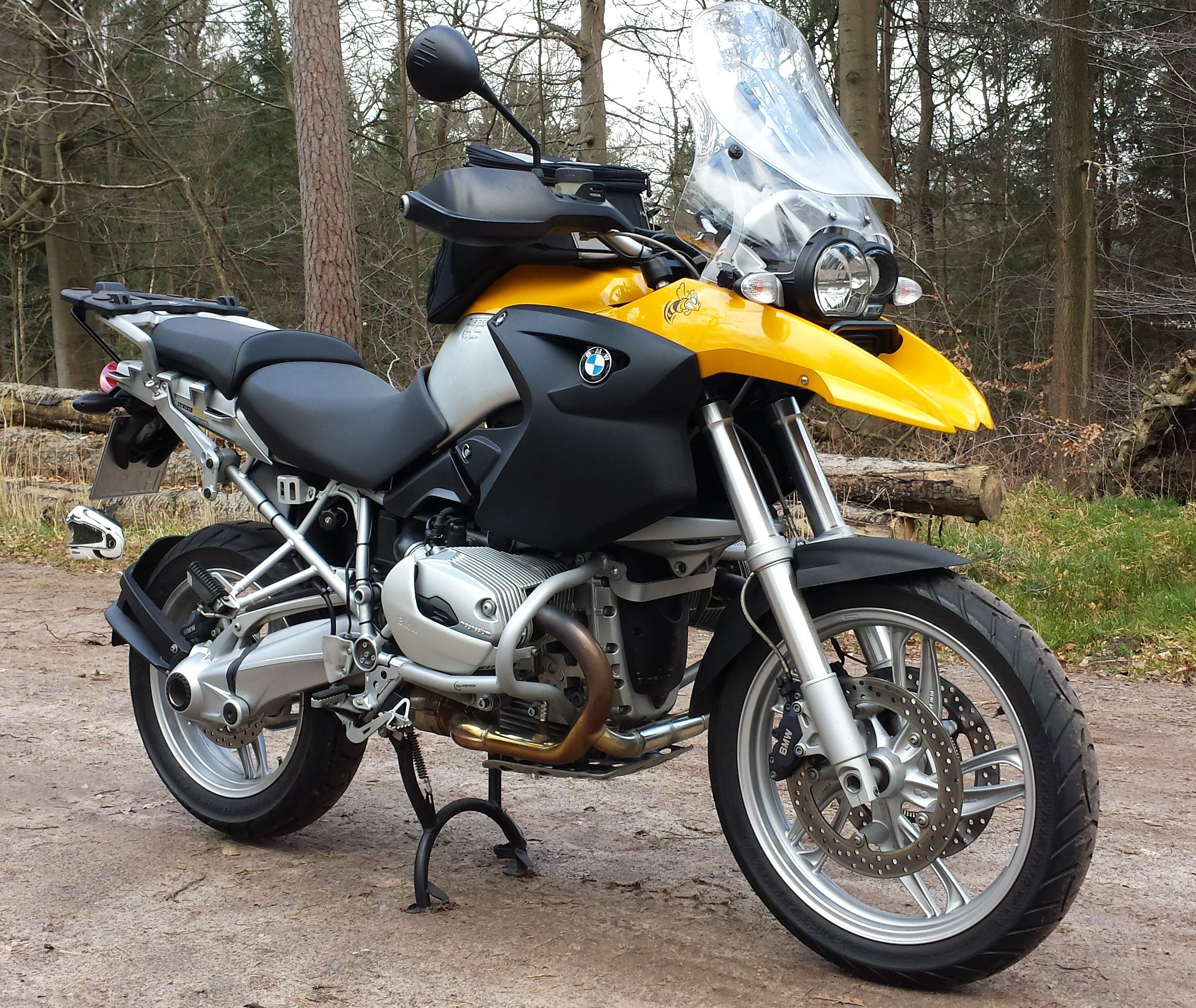biete r 1200 gs adventure sturzb gel bmw r 1200 gs r12. Black Bedroom Furniture Sets. Home Design Ideas